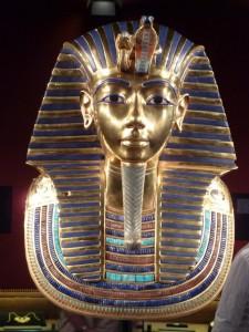 Totenmaske - das wohl berühmteste Fundstück